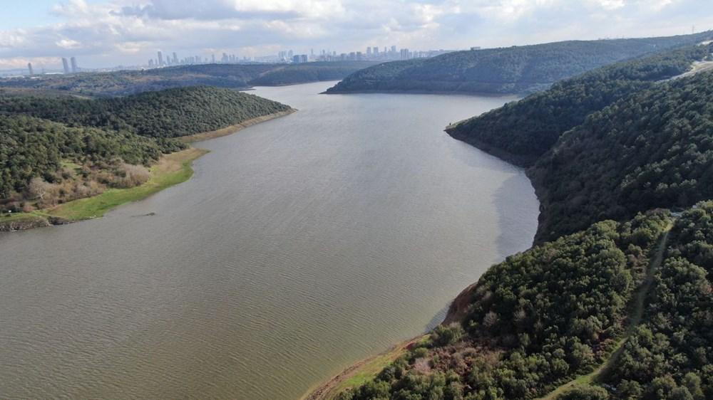 İstanbul barajlarında son durum: Doluluk oranı 28.66'ya ulaştı - 11