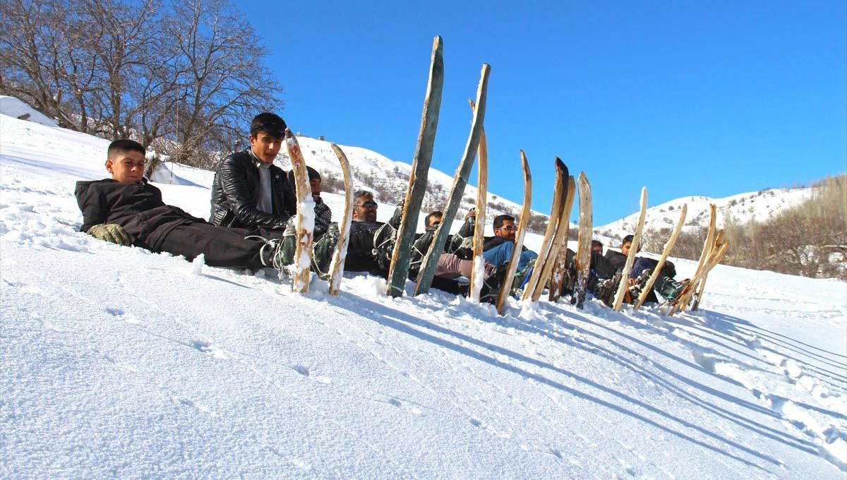 This is Hakkari!  They make stones for professional skiers with their wooden skis