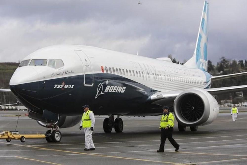 Boeing 737 MAX bir kez daha uçuşlara başladı - 3
