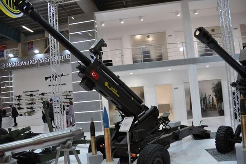 Dijital birliğin robot askeri Barkan göreve hazırlanıyor (Türkiye'nin yeni nesil yerli silahları) - 230