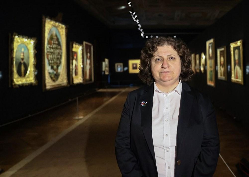 553 eser Osmanlı saray resminin tek temsilcisi Milli Saraylar Resim Müzesi'nde - 10