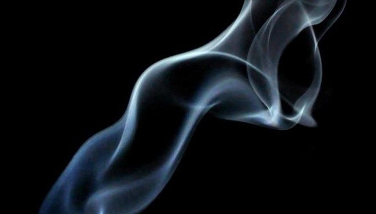 Sigara dumanı virüsü taşıyor