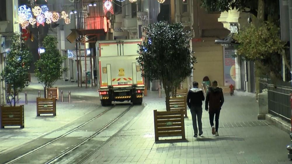 İstanbul'da sokağa çıkma kısıtlamasının ardından hayat normale döndü - 4