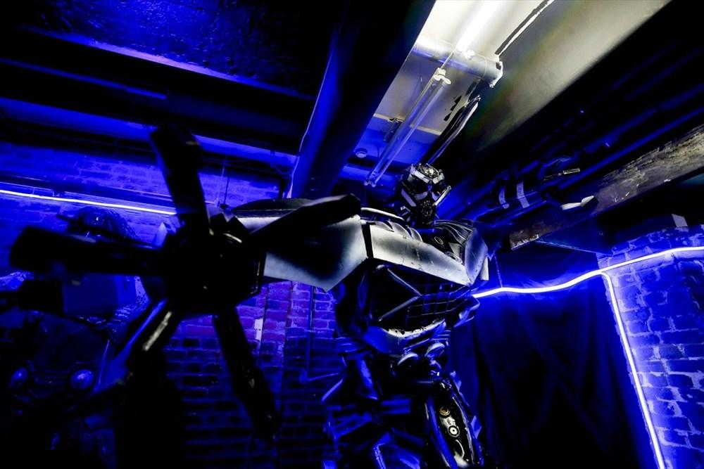 Makinelerin Yükselişi Müzesi açıldı - 2
