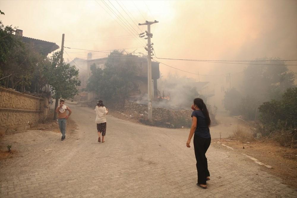 Antalya Manavgat'ta felaketin boyutu gün ağarınca ortaya çıktı - 6