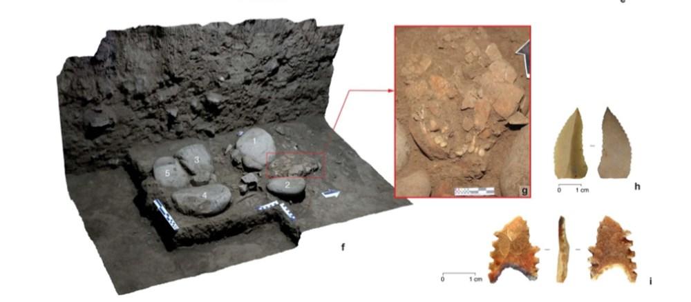 Endonezya'da 7 bin 200 yıl önce ölen kadının DNA örneği keşfedildi - 9
