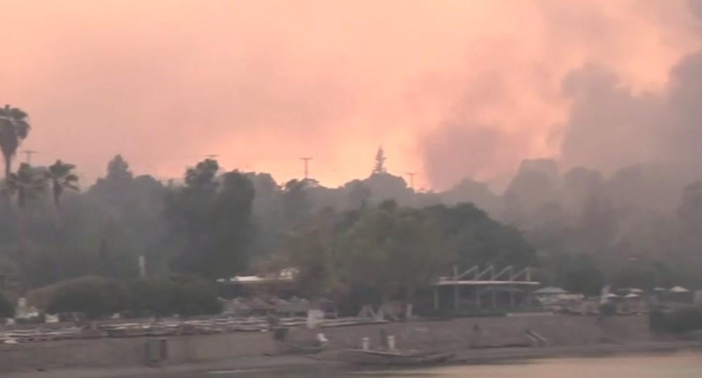 Akdeniz alev aldı: Yunanistan ve İtalya'da orman yangınları sürüyor - 53
