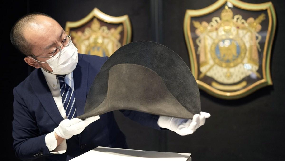 Napolyon Bonapart'ın DNA örneğinin bulunduğu şapka açık artırmaya çıkıyor: Milyonlarca dolara satılabilir