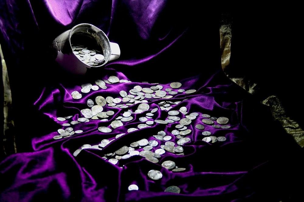 Aizanoi Antik Kenti'nde 'Roma'nın sikke koleksiyonu' bulundu - 3