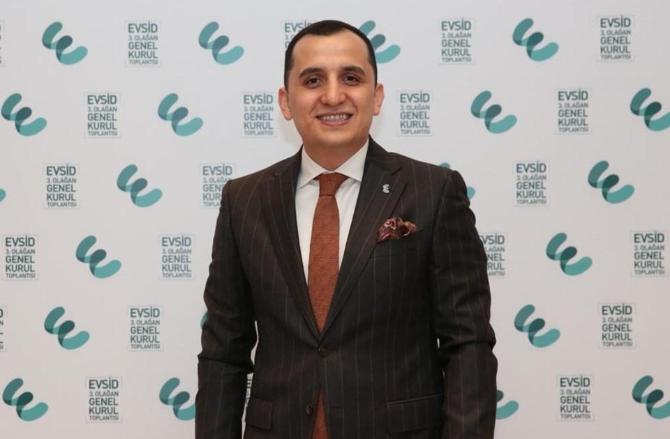 EVSİD Başkanı Talha Özger