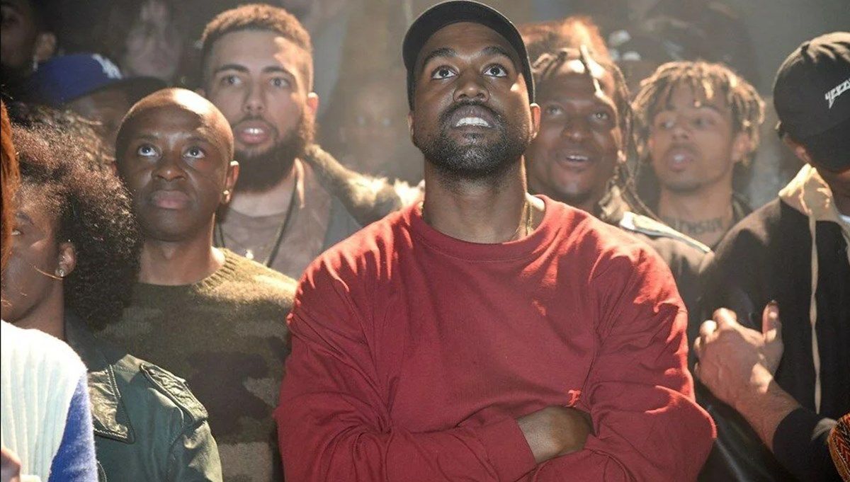 Kanye West'in taklit ayakkabı davası