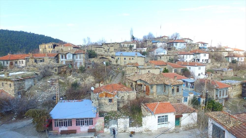 Helenistik dönemde kurulan Attouda Antik Kenti'nde yaşam devam ediyor - 1