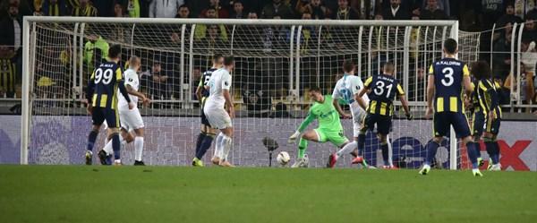 UEFA Avrupa Ligi'nde avantaj Fenerbahçe'de