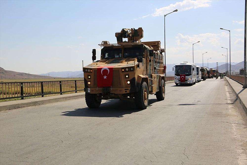 Türkiye ve Azerbaycan'dan Nahçıvan'da ortak askeri tatbikat - 9