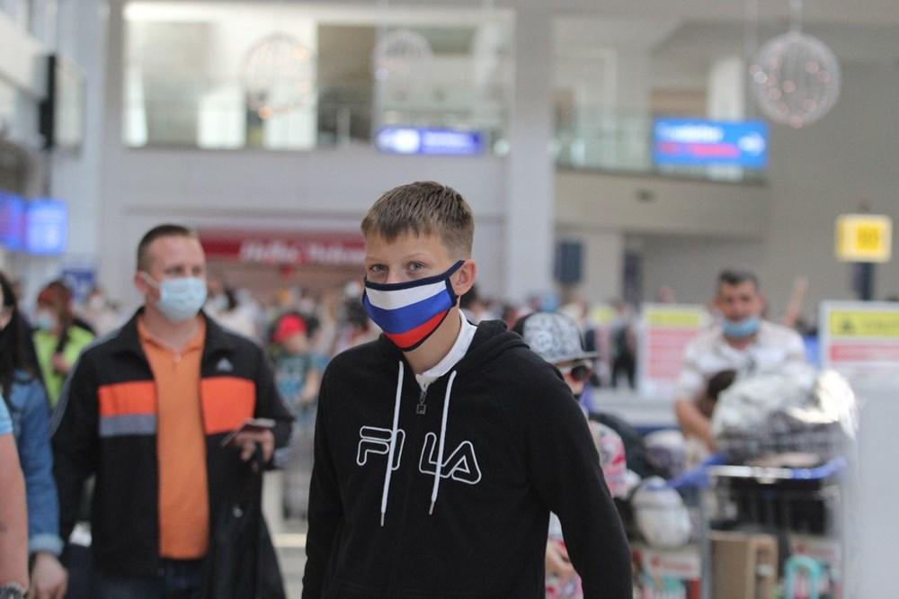 Kapılar açıldı, Ruslar akın akın geliyorlar! Rusya'dan hava trafiği yüzde 45 arttı - 21