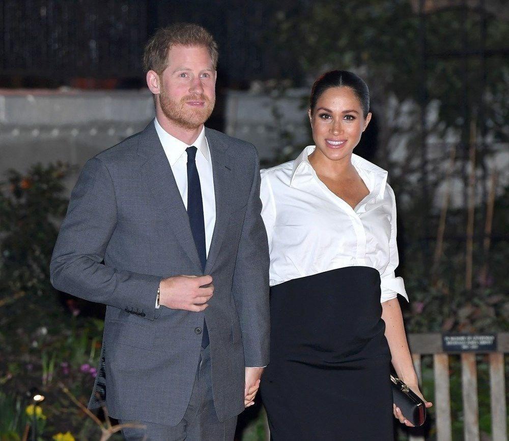 Meghan Markle, Prenses Diana töreniyle ilgili kararını verdi - 5