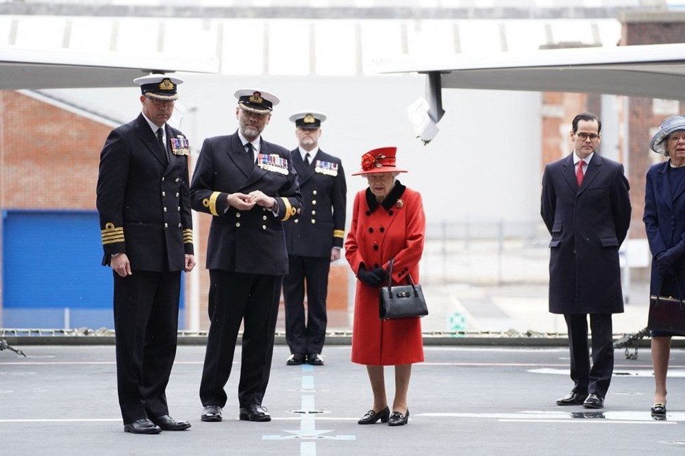Queen Elizabeth commemorated her husband, Prince Philip, with her gift - 1