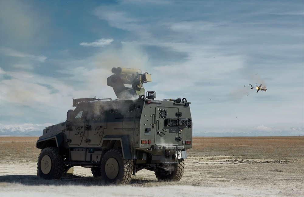 Mayına karşı korumalı Türk zırhlısı: COBRA II MRAP (Türkiye'nin yeni nesil yerli silahları) - 200