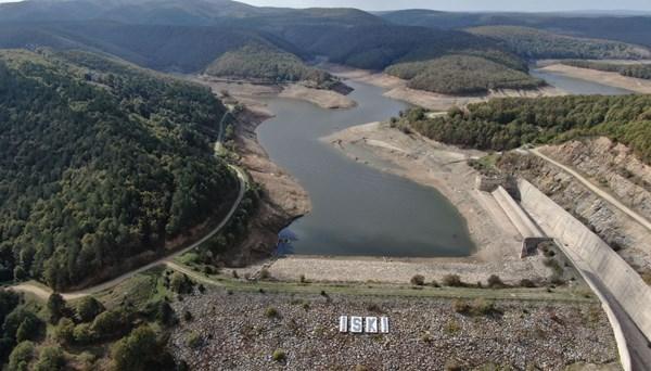 İSKİ: 1 yıl kurak geçse de su sıkıntısı yok