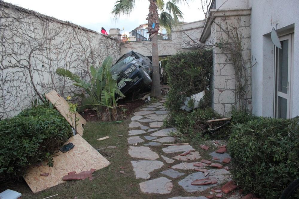 İzmir'de hortum felaketinin boyutları gün ağarınca ortaya çıktı - 20