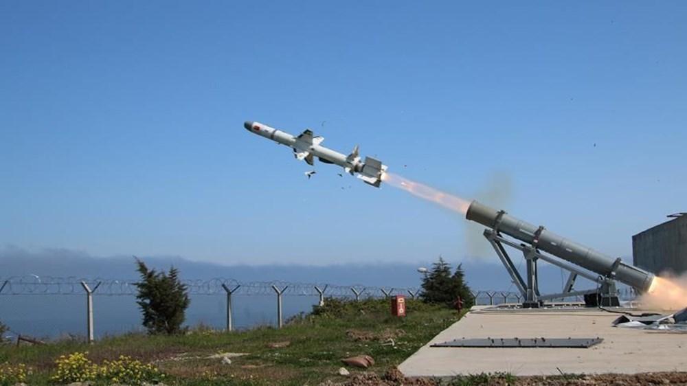 Silahlı drone Songar, askeri kara aracına entegre edildi (Türkiye'nin yeni nesil yerli silahları) - 39