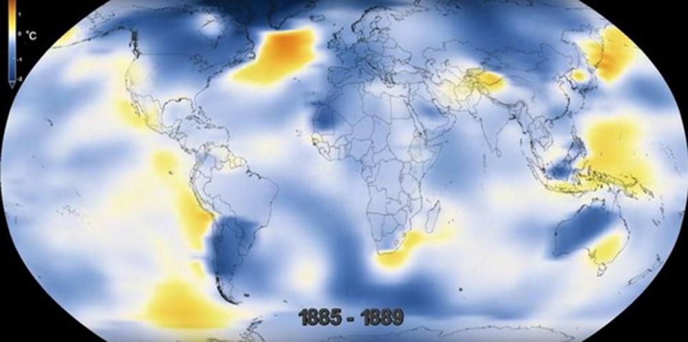 Dünya 'ölümcül' zirveye yaklaşıyor (Bilim insanları tarih verdi) - 14