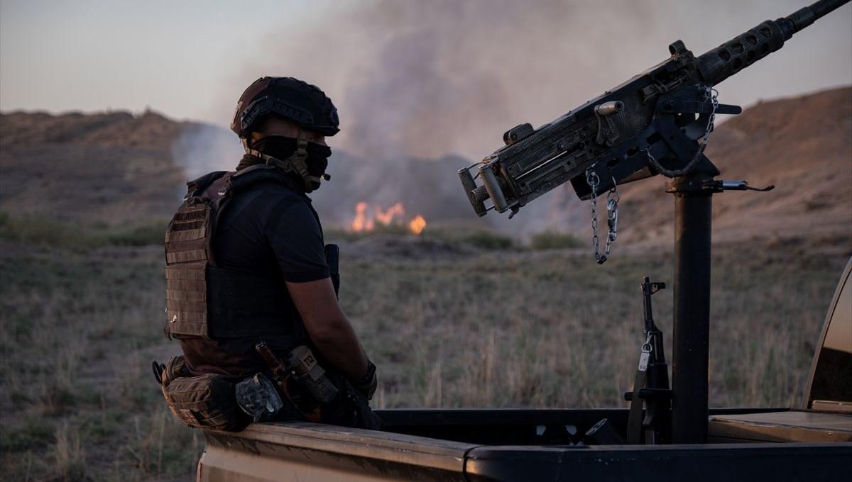 Irak'ta DAEŞ'e yönelik operasyon başlatıldı