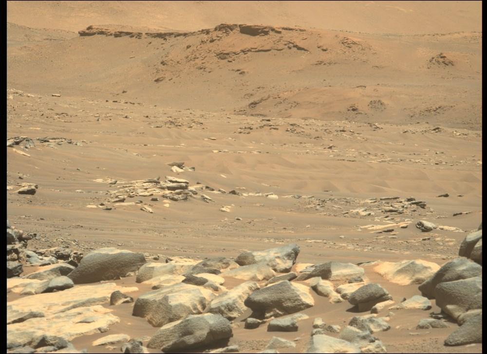 NASA: Mars'tan alınan iki örnek, Kızıl Gezegen'in yaşanabilir olduğunu gösteriyor - 7