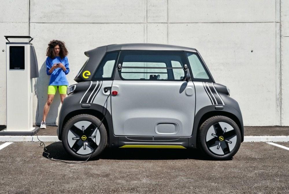 Opel'den elektrikli şehir aracı: Rocks-e - 5
