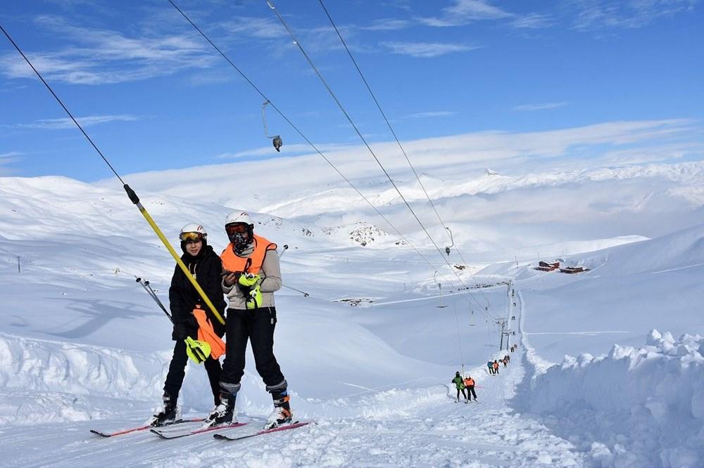 Burası Alp Dağları değil, Hakkari Merga Bütan Kayak Merkezi - 6