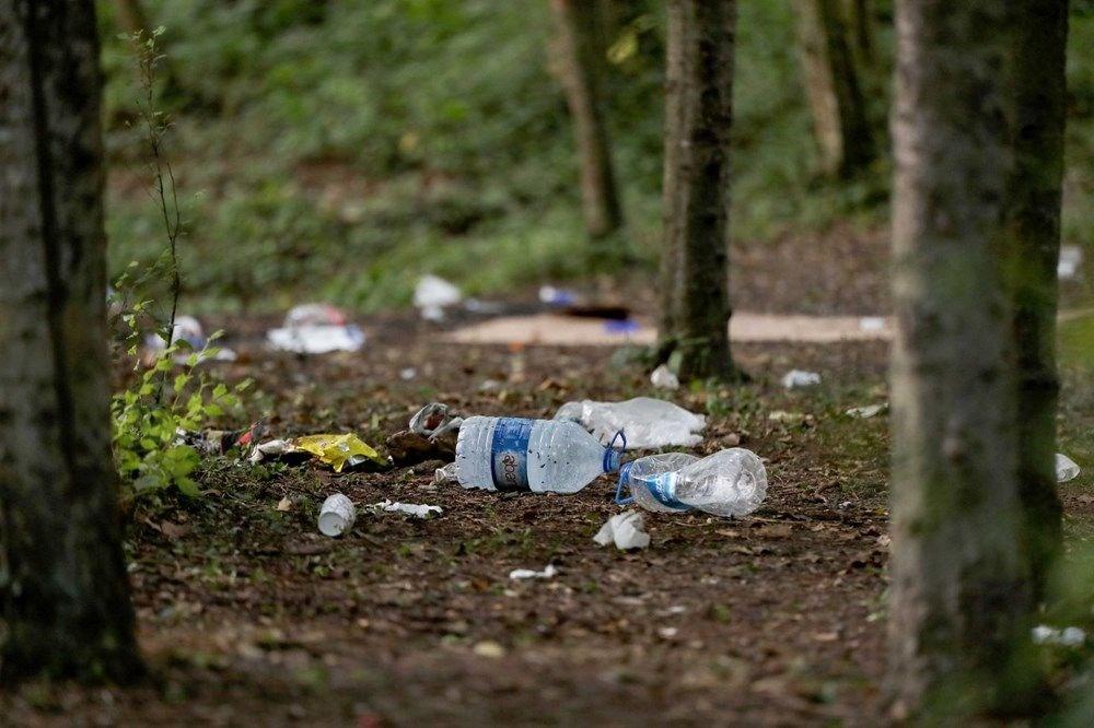 Belgrad Ormanı'nda bitmeyen vandallık - 4