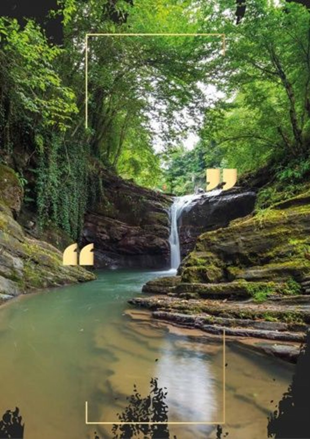 Waterfalls are being brought into tourism in Ordu - 8