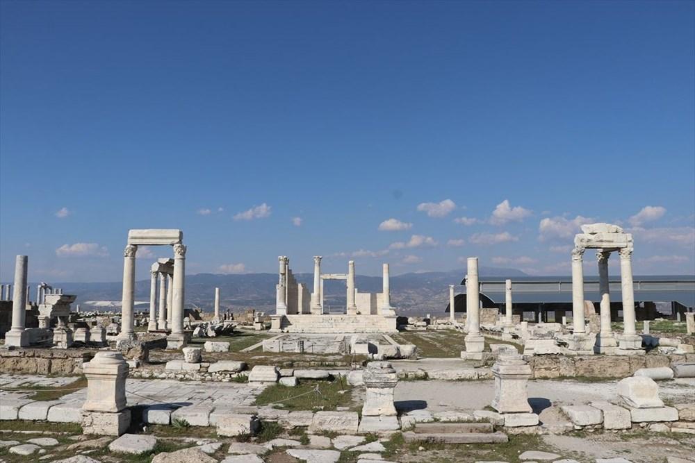 Türkiye'nin kültürel serveti: Ege'nin görkemli antik kentleri - 22