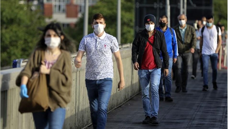 Bir ilçede daha maske zorunluluğu getirildi | NTV