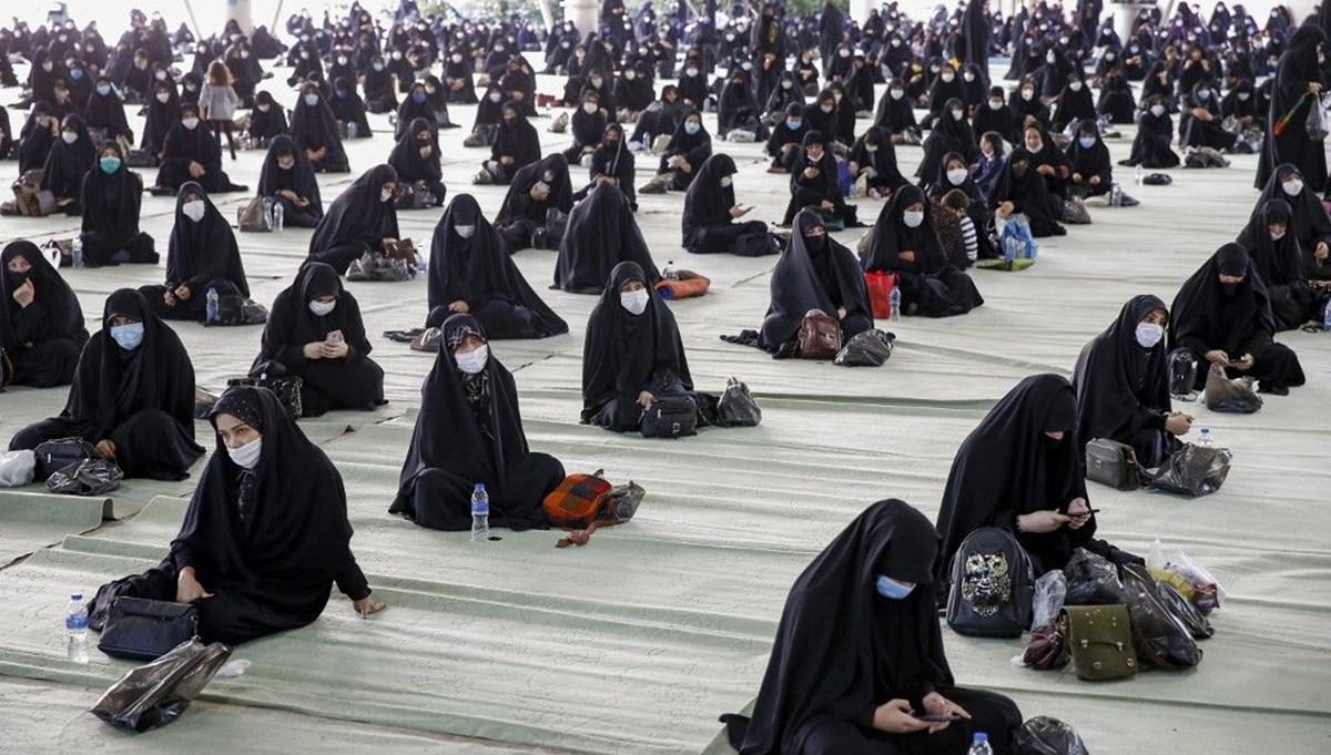 İran'da son 24 saatte virüsten 125 ölüm