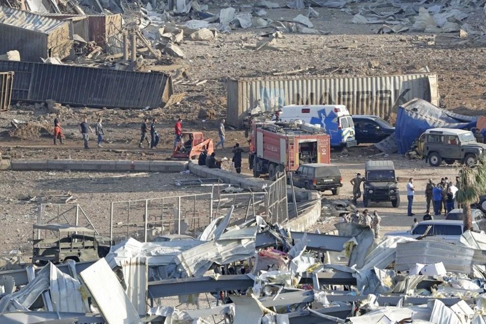 Beyrut'ta patlama: 100 kişi öldü, iki hafta OHAL ilan edildi - 8