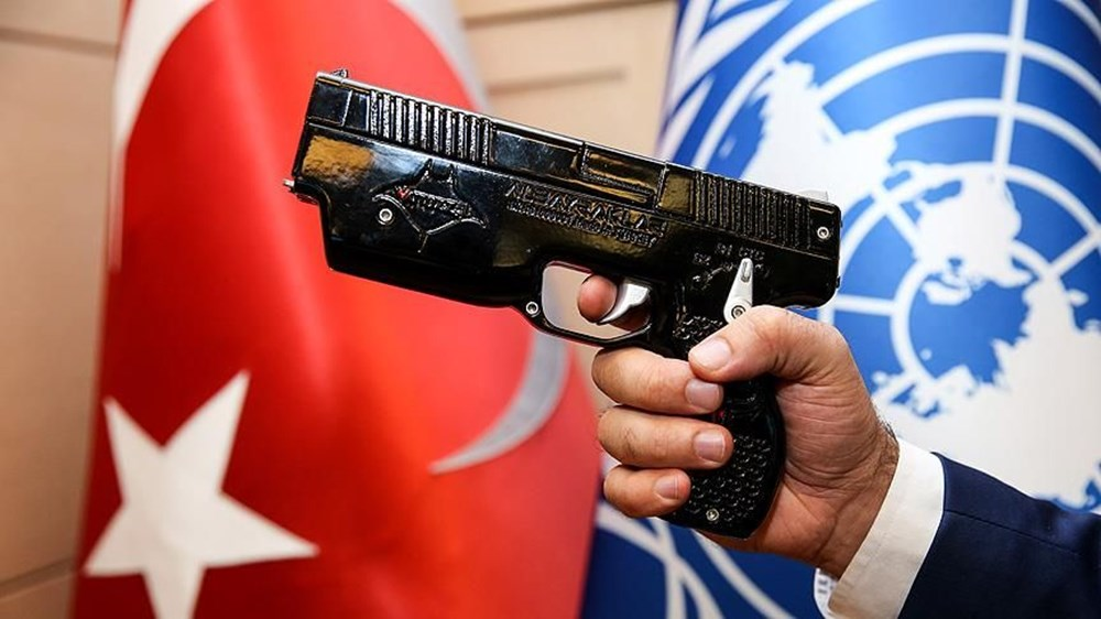 Jandarmaya yeni makineli tüfek (Türkiye'nin yeni nesil yerli silahları) - 194