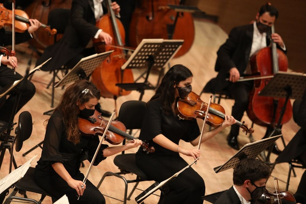 Cumhurbaşkanlığı Senfoni Orkestrası yeni bina açılış konseri - 27