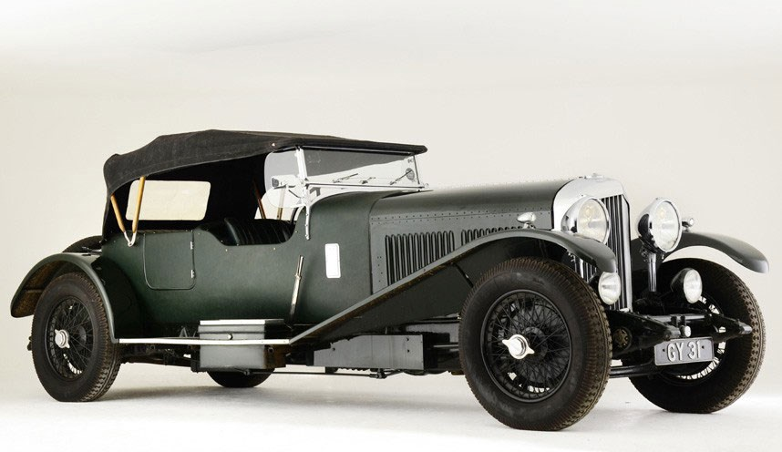 1931 Bentley 8-litre Sports Tourer