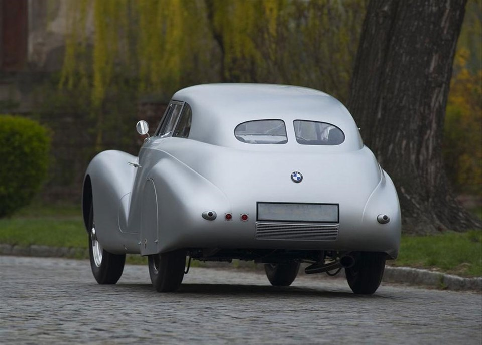 1940 BMW 328 Kamm Coupe
