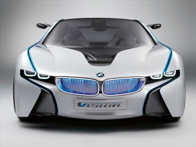 2009 BMW EfficientDynamics Concept
