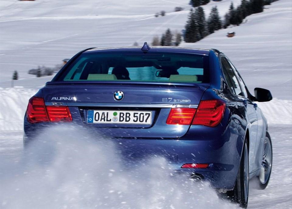 2010 Alpina BMW B7 Bi-Turbo Allrad