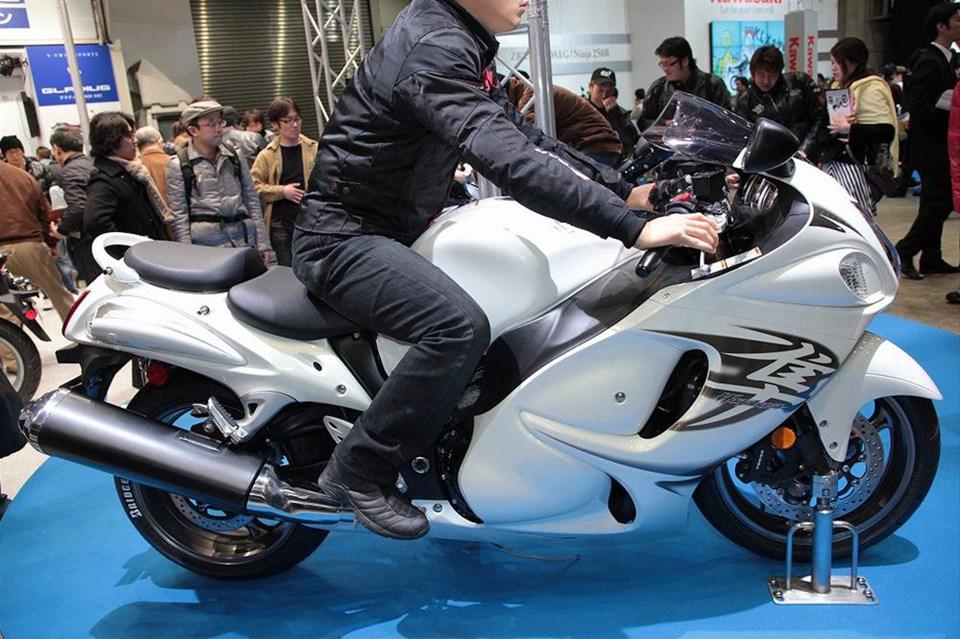 2010 Tokyo Motosiklet Fuarı