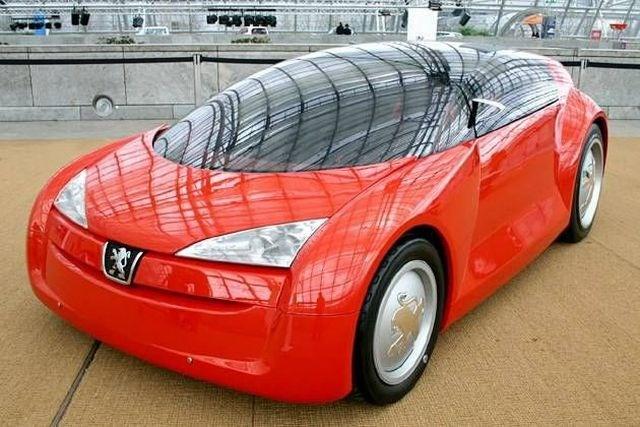 2010'un rüya otomobilleri