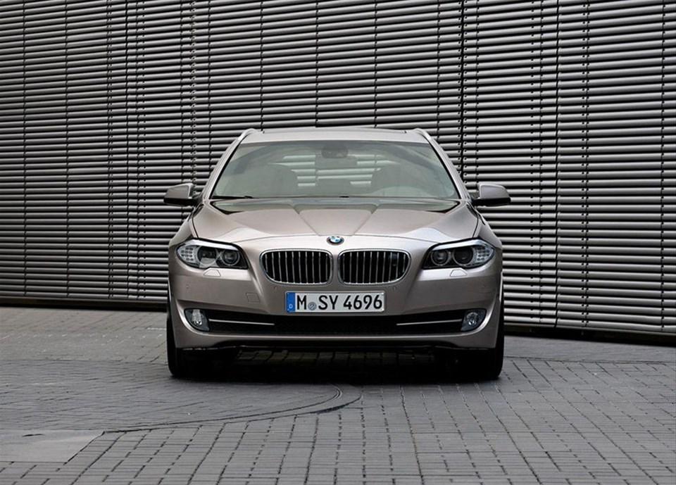 2011 BMW 5-Series Touring