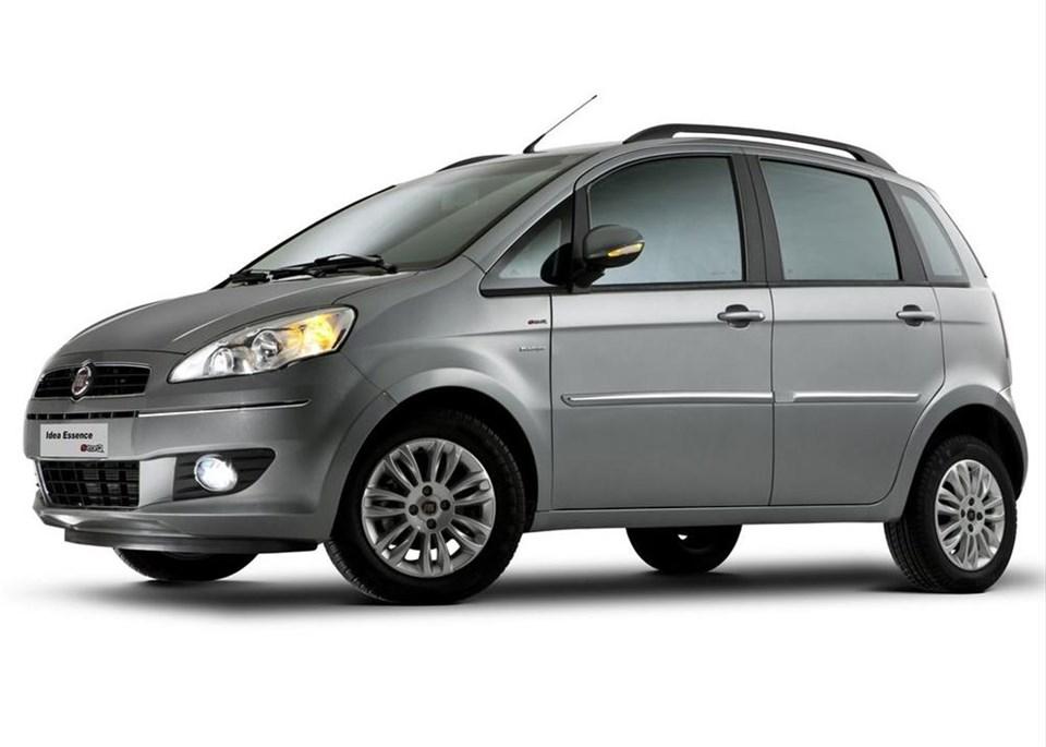 2011 Fiat Idea 1 Ntv