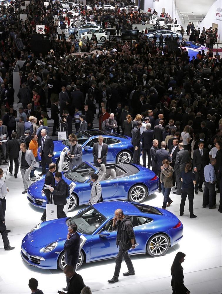 2012 Paris Otomobil Fuarı