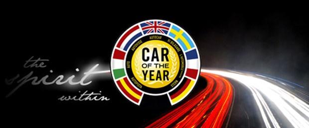 2012 Yılın Otomobili adayları