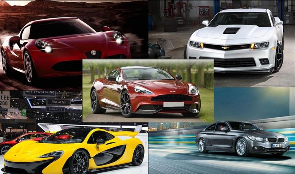 2014'ün merakla beklenen otomobilleri