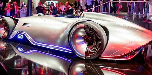 2019 Frankfurt Otomobil Fuarı kapılarını açtı